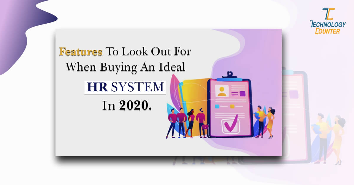 HR Management System In 2020