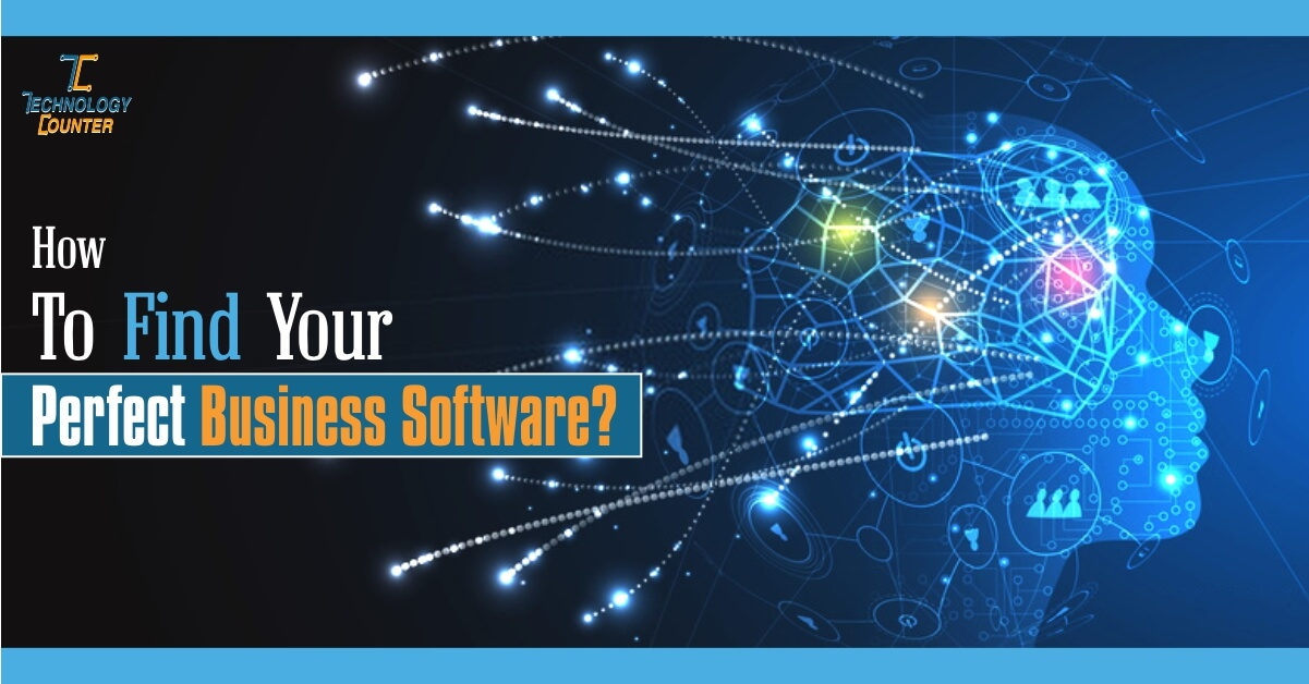 Find Your Perfect Business Software