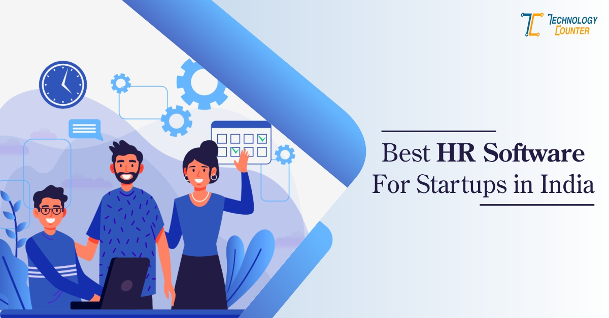 Best HR Software Solution For Startups in India