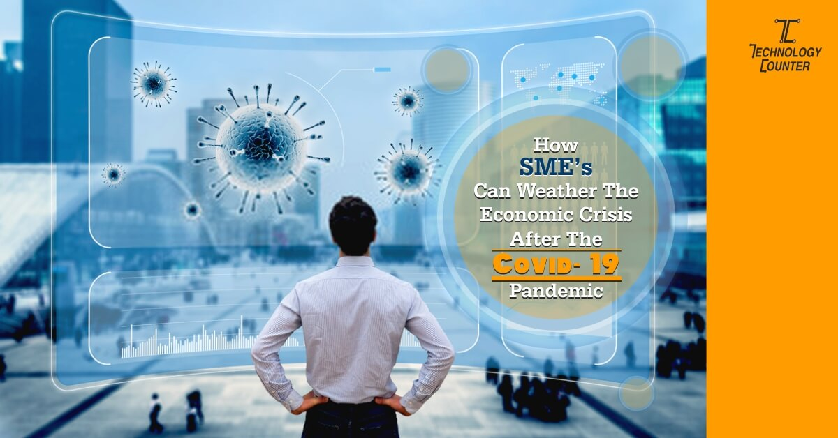Economic crisis for small businesses