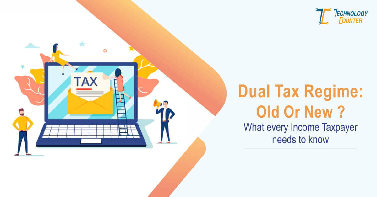 How payroll accounting software benefits to Dual Tax Regime