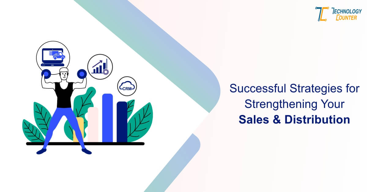 Successful Strategies for Strengthening Your Sales & Distribution