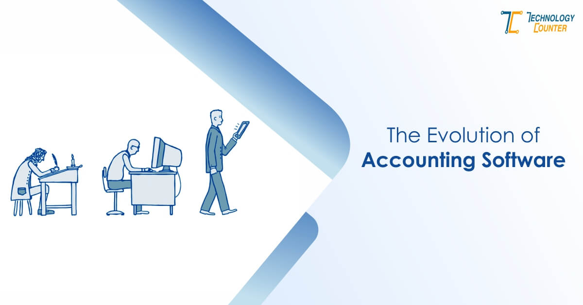 The Evolution of Accounting Software