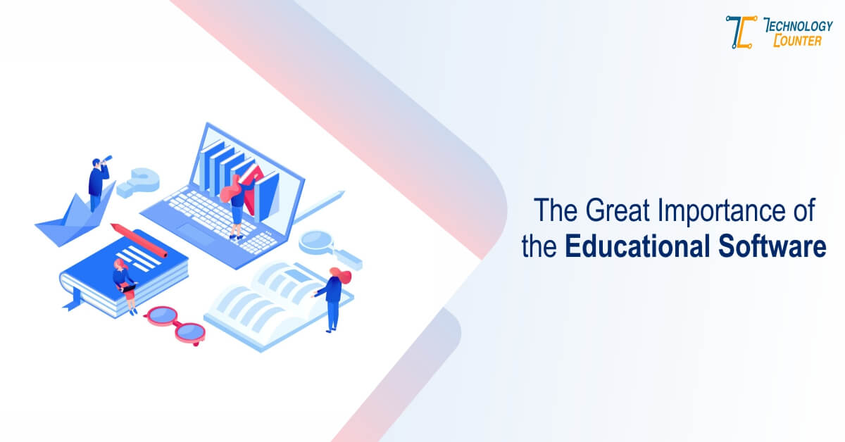 Importance of the Educational Software