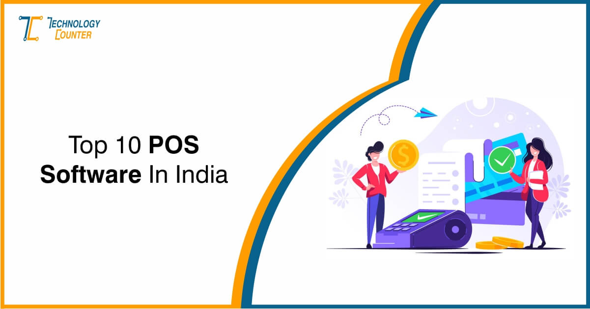 Top 10 Point of Sale (POS) Software in India