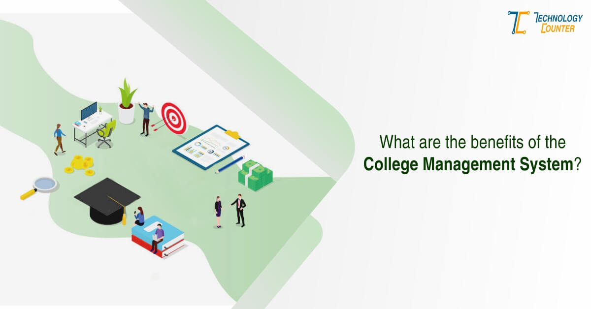 What are the benefits of the College Management System in Higher Education?