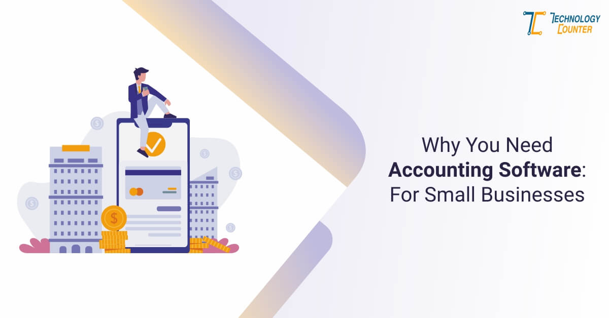 Why Small Businesses Need Accounting Software