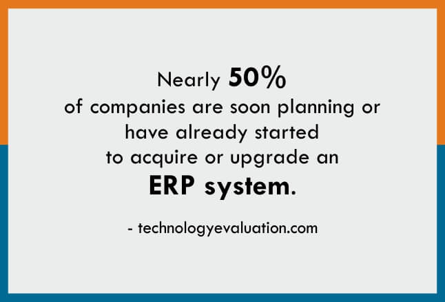 steps to choose the best erp software