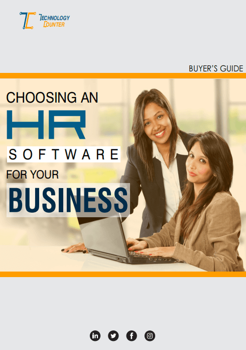Buyer's Guide For Choosing An HR Software