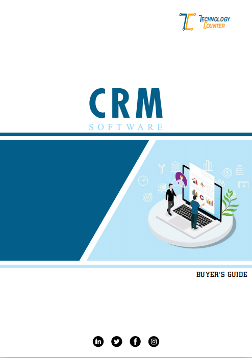Guide To Choose Your First CRM Software