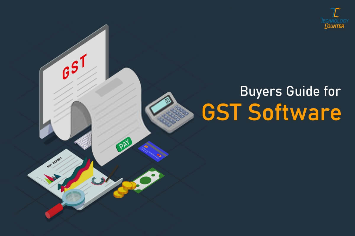 Buyers Guide for GST Software