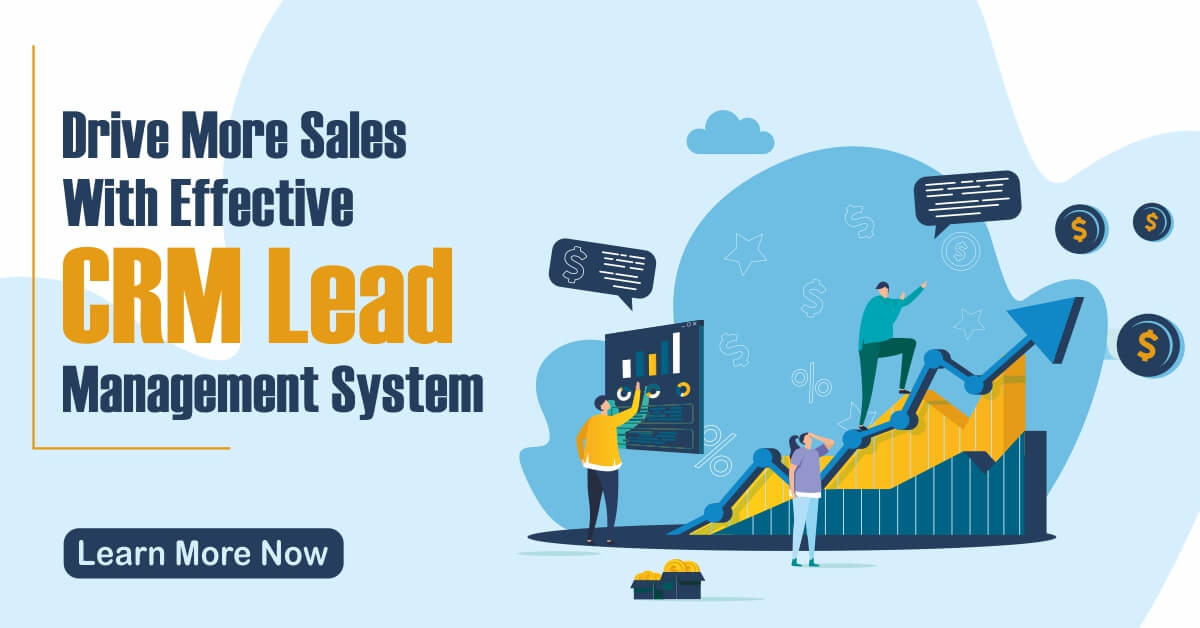 Lead CRM system