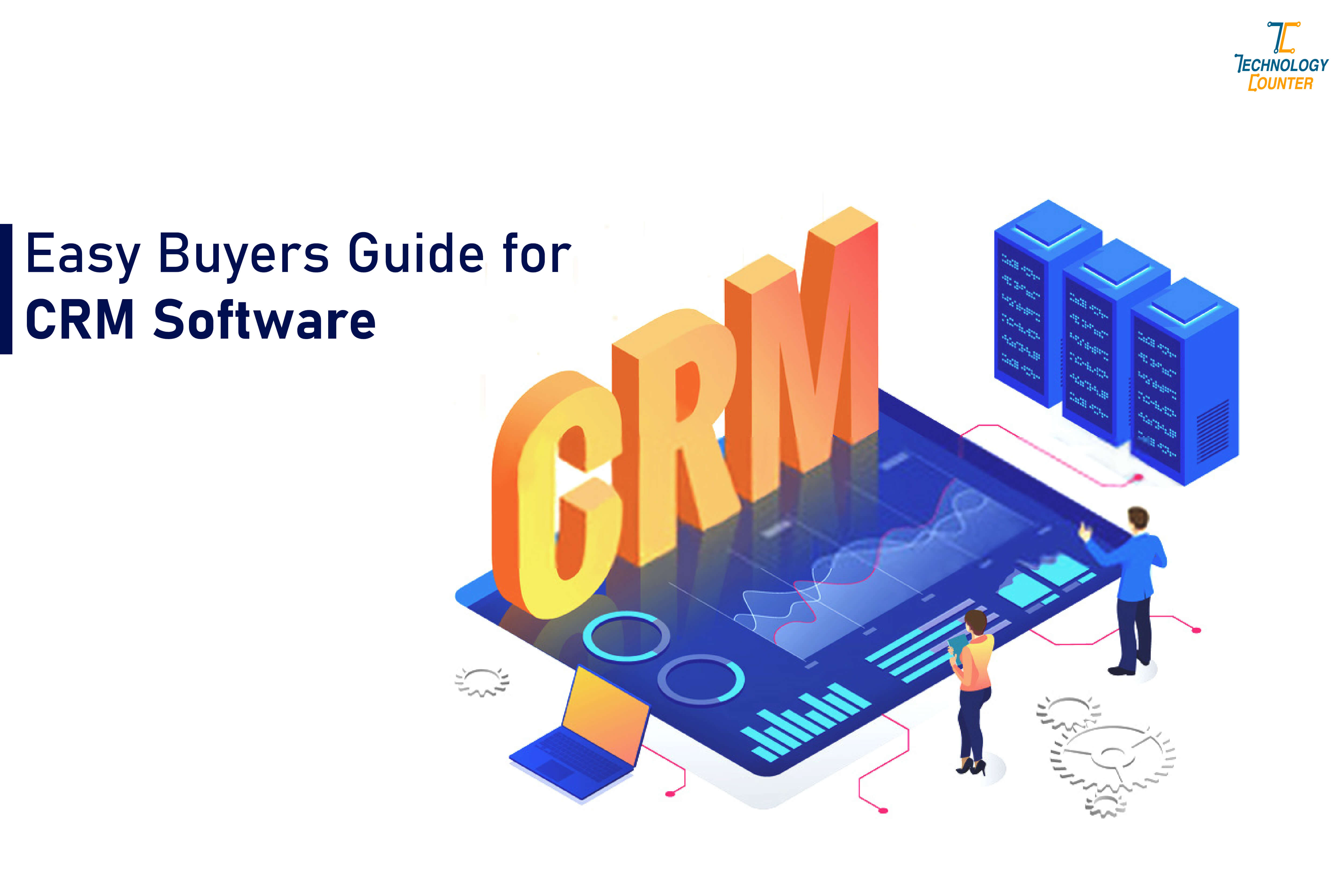 Easy Buyers Guide for CRM Software