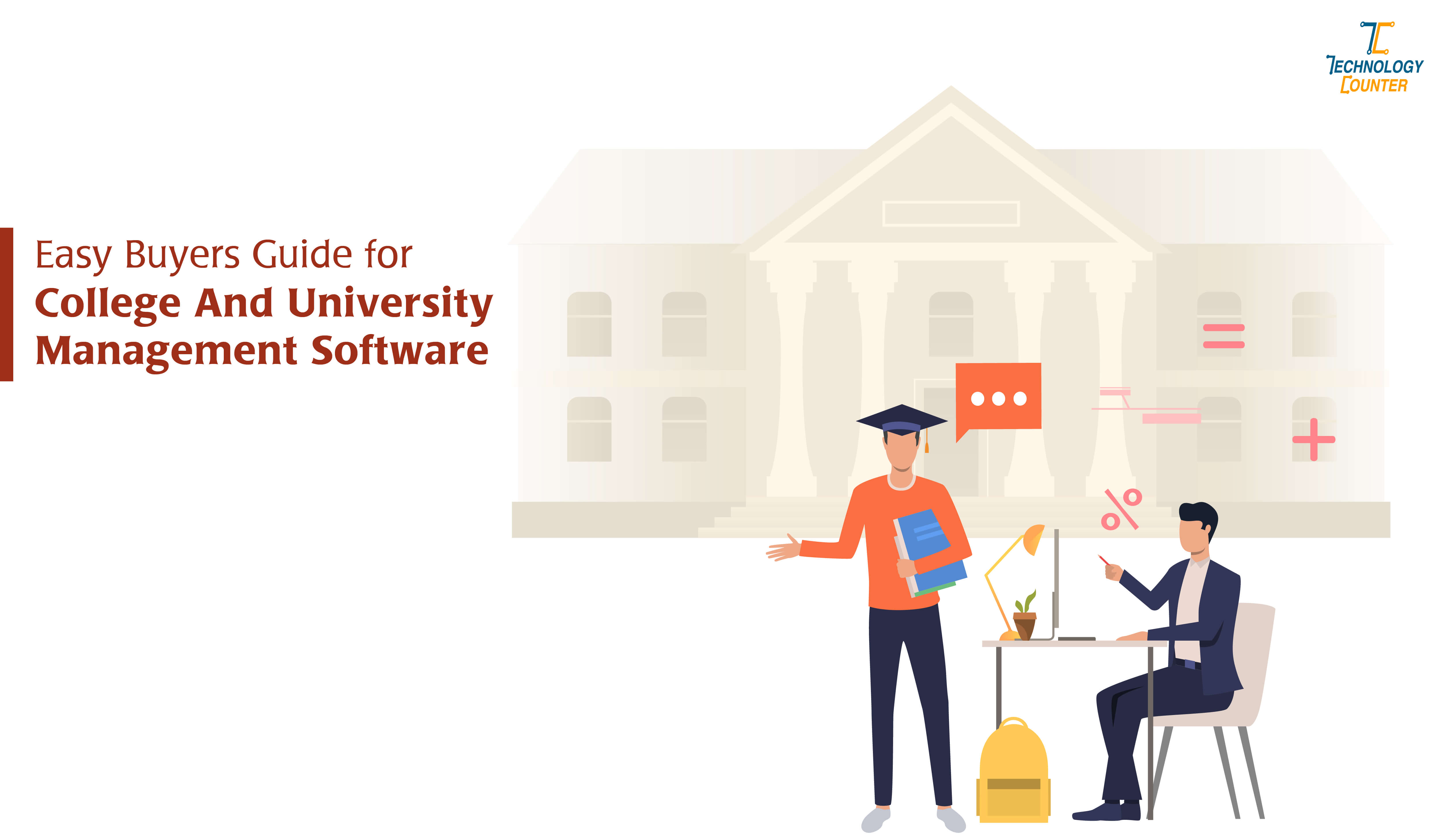 Easy Buyers Guide for College And University Management Software