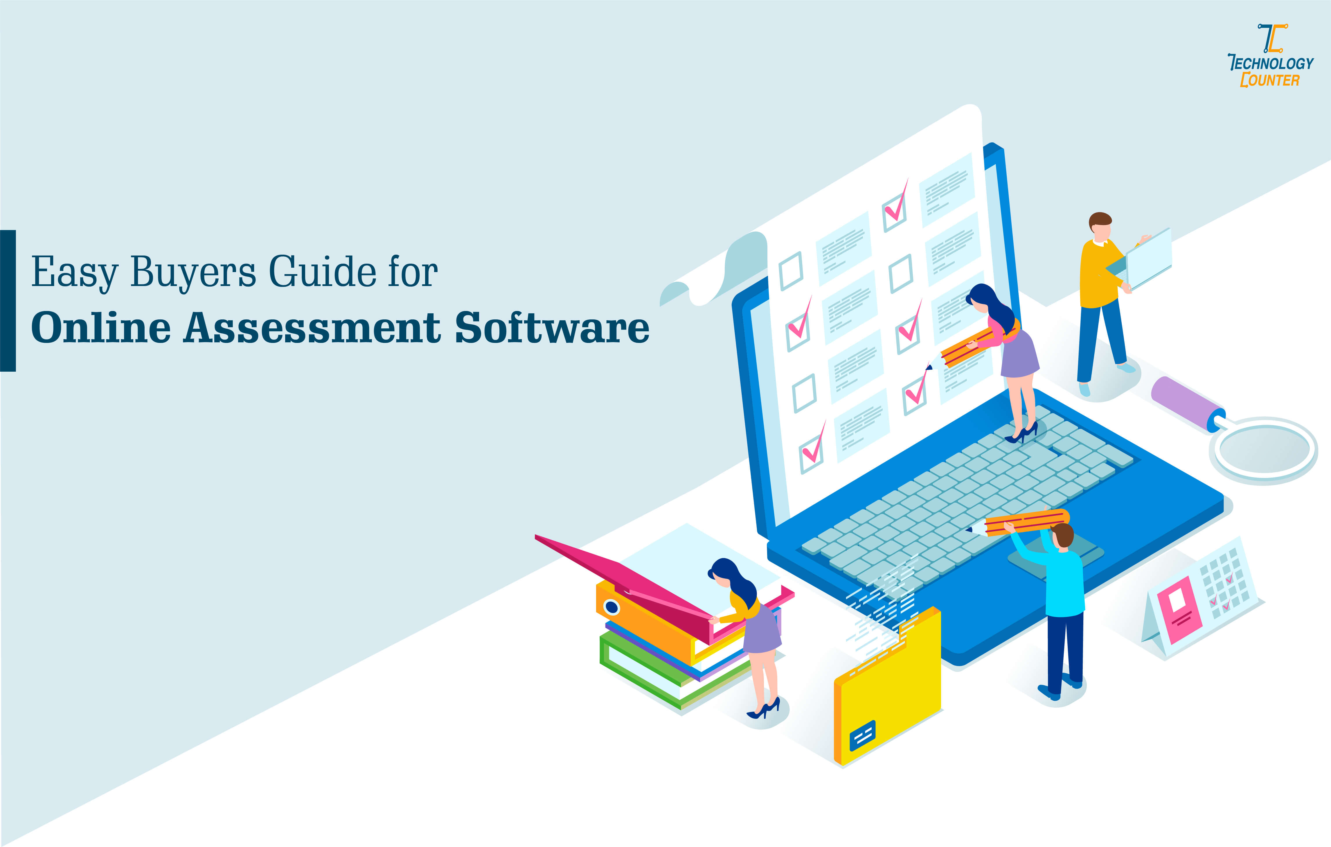 Easy Buyers Guide for Online Assessment Software