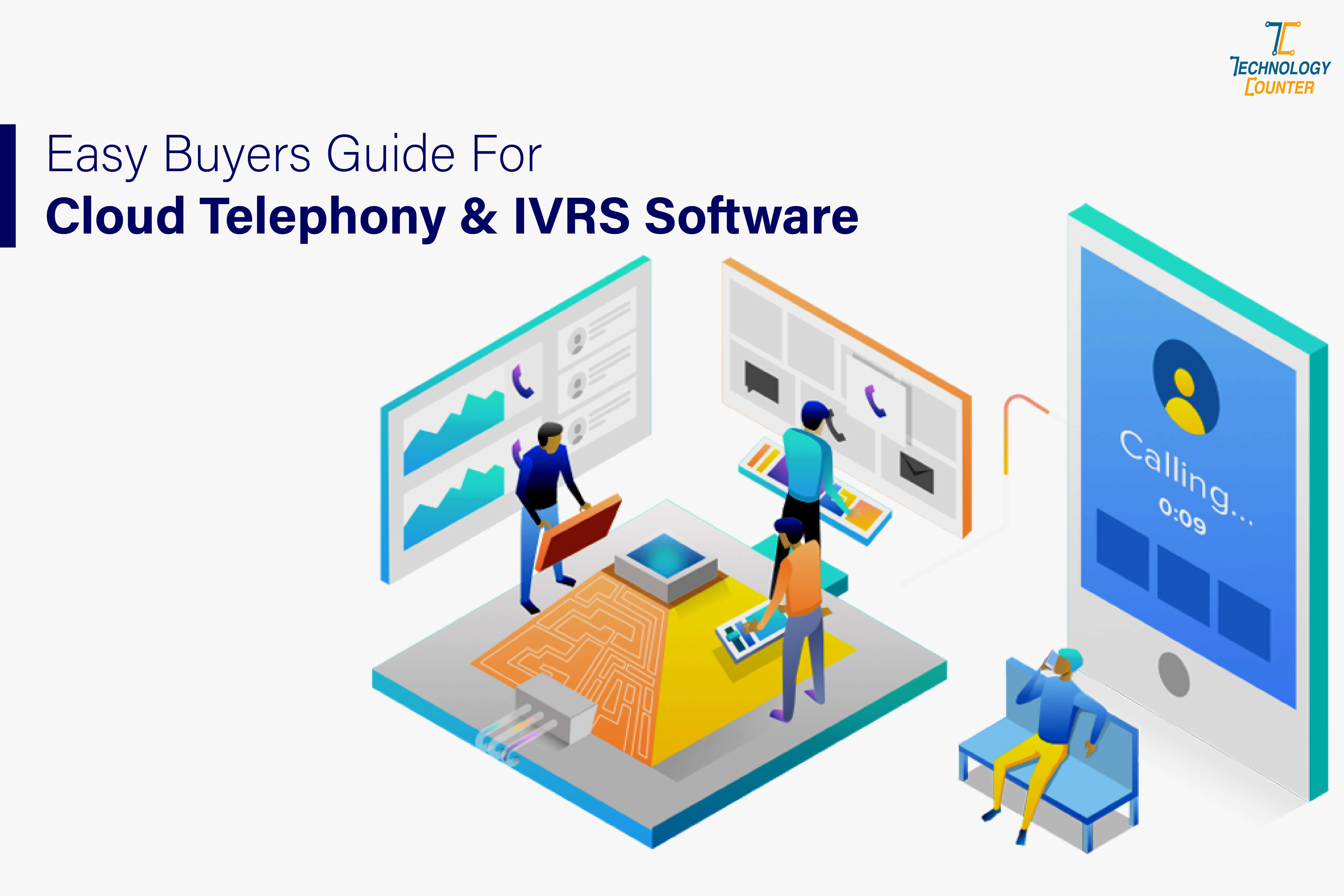 Byers Guide For Cloud Telephony and IVRS Software