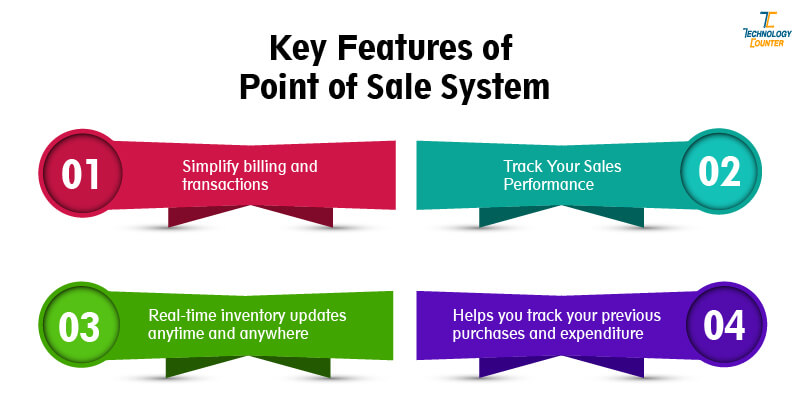 Key Features of POS System