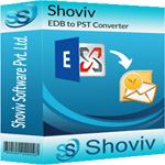 Shoviv EDB to PST Converter Software