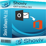 Shoviv OST to Office 365 Migration Tool