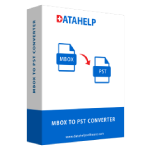 DataHelp EML to PST Converter Tool
