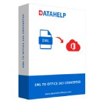 DataHelp EML to Office 365 migration Tool
