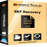 SysInfoTools BKF Recovery Tool