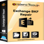 SysInfoTools Exchange BKF Repair Tool