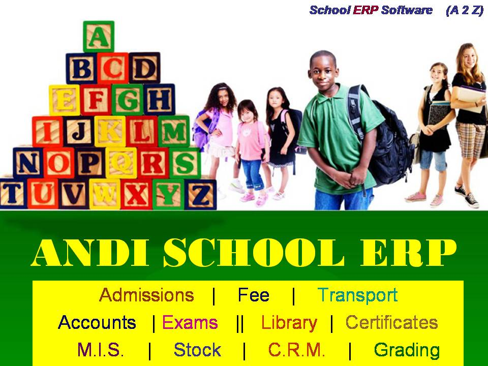 ANDI School Management System