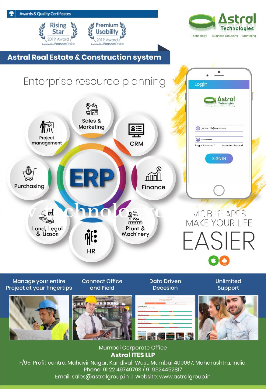 Astral Manufacturing ERP
