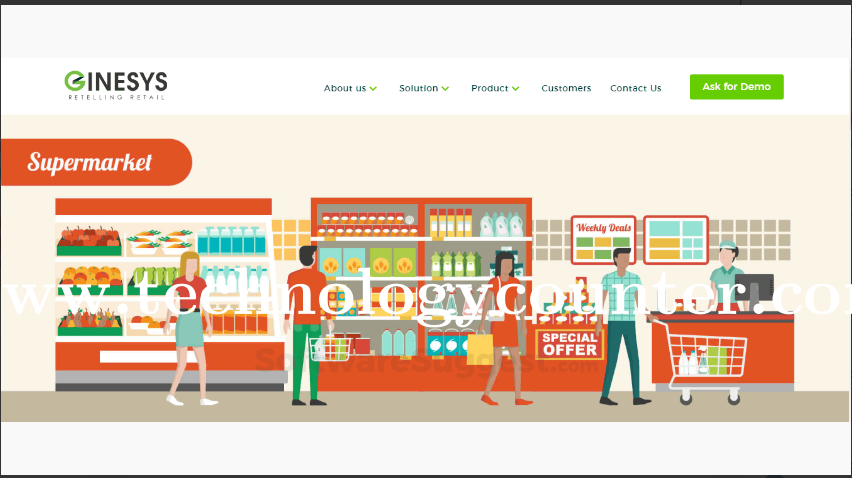 Ginesys Retail Software