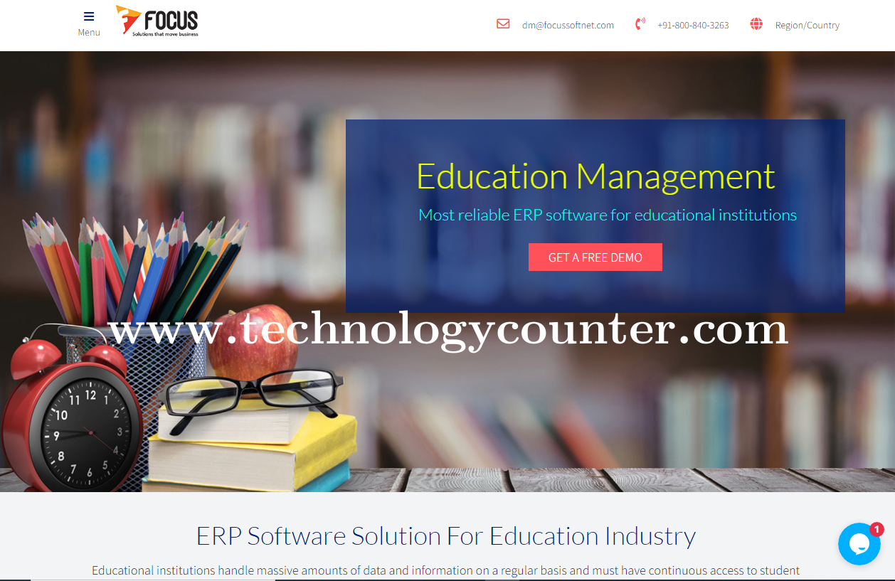 Focus Education Management