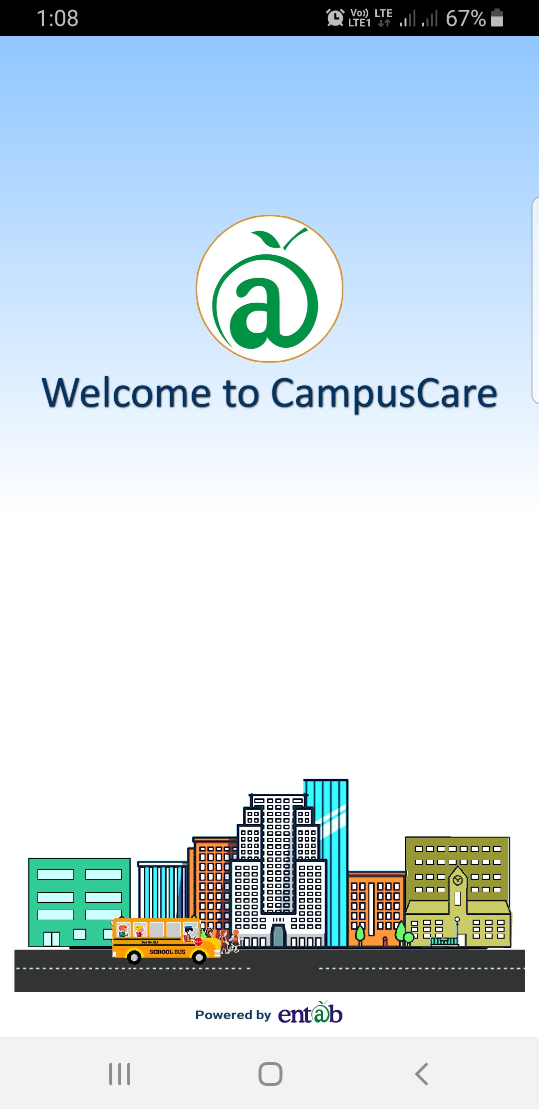 CampusCare School Mobile App