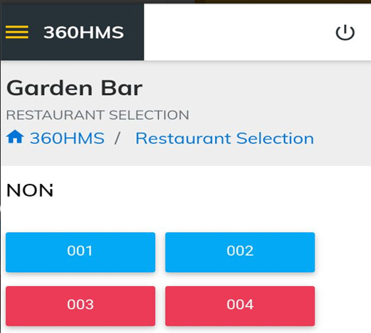360POS - Restaurant Management Software