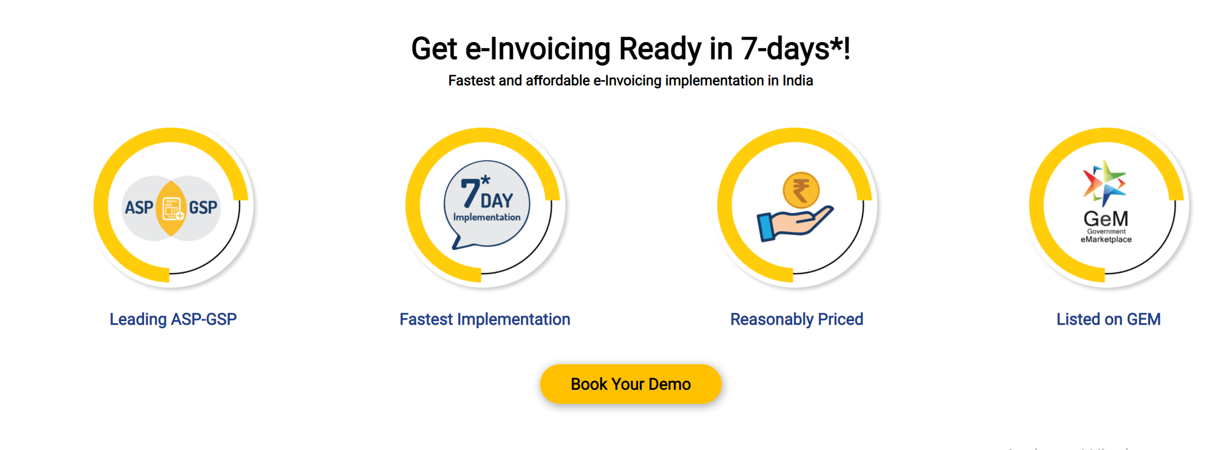 Webtel's Integrated e-Invoicing Solution